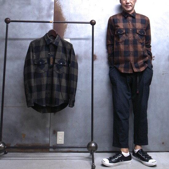 ペンドルトン ウールシャツ