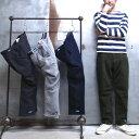 【 KAVU / カブー 】 WOOL BALLARD PANT / ウール バラード パンツ 九分丈 ウールパンツ フリースパンツ ◆日本正規代理店商品