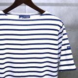 【 SAINT JAMES / セントジェームス 】 PIRIAC / ピリアック ボーダー 半袖 Tシャツ ◆ NEIGEMARINE [ホワイトマリン] 日本正規代理店商品【ピリアック2点購入で!