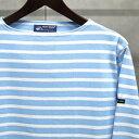 【 SAINT JAMES / セントジェームス 】 OUESSANT BORDER / ウエッソン ボーダー ボーダーバスクシャツ 長袖ボーダーTシャツ ◆R...
