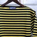 【SAINT JAMES / セントジェームス】 OUESSANT BORDER / ウエッソン・ボーダー ボーダーバスクシャツ 長袖ボーダーTシャツ ◆NOI...
