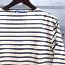 【 SAINT JAMES / セントジェームス 】 OUESSANT BORDER / ウエッソン ボーダー ボーダーバスクシャツ 長袖ボーダーTシャツ ◆E...