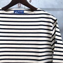ジェームス ウエッソン ボーダー ボーダーバスクシャツ Tシャツ