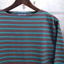 【 SAINT JAMES / セントジェームス 】 OUESSANT BORDER / ウエッソン ボーダー ボーダーバスクシャツ 長袖ボーダーTシャツ ◆C...