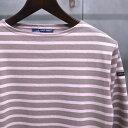 【 SAINT JAMES / セントジェームス 】 OUESSANT BORDER / ウエッソン ボーダー ボーダーバスクシャツ 長袖ボーダーTシャツ ◆T...