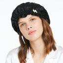 【LilySilk】シルク ナイトキャップ 19匁シルク就寝用帽子 室内帽子 お休み帽子 メンズ レディース 通気性抜群 美髪 母の日 プレゼント