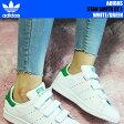 adidas Originals STAN SMITH S82702 Running White/Running White/Green【アディダス スニーカー スタンスミス ベルクロ レディース・サイズ】 【あす楽対応】