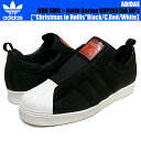 "ADIDAS × RUN DMC × Keith Haring SUPERSTAR 80's ""Christmas in Hollis"" Black/Collegiate Red/White Vapor"