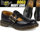Dr.Martens 8065 MARY JANE SMOOTH BLACK【ドクターマーチン レデ...