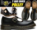 Dr.Martens POLLEY SMOOTH BLACK...