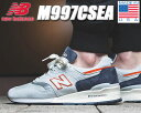NEW BALANCE M997CSEA MADE IN U...