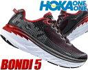 HOKA ONE ONE BONDI 5 black/for...