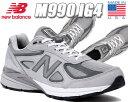 NEW BALANCE M990IG4 MADE IN U.S.A 【ニューバランス 990V4 スニーカー メンズ N