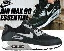 NIKE AIR MAX 90 ESSENTIAL blk/...