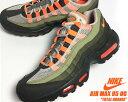 NIKE AIR MAX 95 OG string/total orange-neutral olive 【ナイキ エアマックス 95 OG スニーカー エア マックス 95 トータルオレンジ グラデーション】