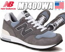 NEW BALANCE M1400WA MADE IN U....