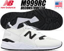 NEW BALANCE M999RC MADE IN U.S.A. ニューバランス スニーカー 999R メンズ スニーカー NB US MADE 999 Deconstructed