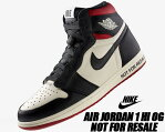 NIKE AIR JORDAN 1 HI OG NRG NOT FOR RESALE sail/black-varsity red ナイキ エアジョーダン 1 ハイ OG スニーカー AJ1 861428-106