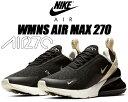 NIKE WMNS AIR MAX 270 black/li...