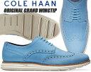 ショッピングコールハーン COLE HAAN ORIGINAL GRAND SHWNG pacific/ivory c29680 コールハーン オリジナルグランド ショートウィング カジュアル ビジネス メンズ シューズ
