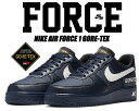 NIKE AIR FORCE 1 GORE-TEX obsi...