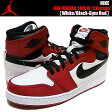 "NIKE AIR JORDAN 1 KO HI ""Chicago""White/Black-Gym Red"