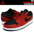 NIKE AIR JORDAN 1 LOW g.red blk/wht