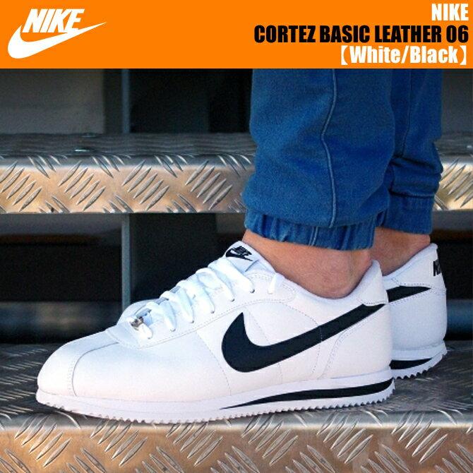 Nike Mens Cortez Basic Leather