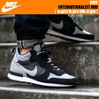 NIKE INTERNATIONALIST MID w.gry/w.gry-blk-d.gry【ナイキ インターナショナリスト】