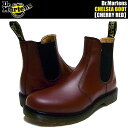 Dr.Martens 2976 CHELSEA BOOT CHERRY RED SMOOTH ドクタ...