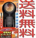 乾電池式高照度LEDセンサーライト LED3W(アラーム付 防雨型) DLB-1S300AR(防犯・セキュリティー・照明)【全国送料無料】