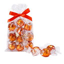 リンツ Lindt チョコレート リンドール ミルクオレンジ...