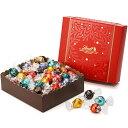 リンツ Lindt チョコレート クリスマス リンドール クラシック ギフト ボックス 50個