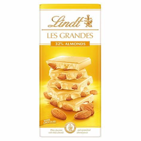 リンツLindtチョコレートグランデホワイトアーモンドチョコレートギフトお菓子クリスマスプチギフトか