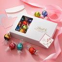 送料無料 リンツ Lindt チョコレート リンドール 23個入り テイスティングセット|リンツチョ