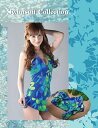 SALE [TM-770 swimsuit Lady's] flower print / one piece