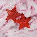 ショッピング女性用 女性用ニップレス 星 赤