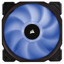 CORSAIR PCケースファン LEDのRGB制御に対応した120mm静圧ファン CO-9050060-WW (SP120 RGB LED Con) LEDコントローラ同梱の標準パッケージ