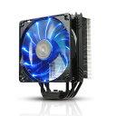 ENERMAX 空冷CPUクーラー Intel 第6世代Coreプロセッサ「Skylake」対応の空冷CPUクーラー ETS-T40F-BK
