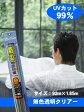 ショッピングUV ウッカリ日焼けとバイバイ無色透明タイプのUVカット99%シールLサイズJIS規格合格品