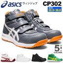 安全靴 アシックス ウィンジョブ FCP302 asics ...