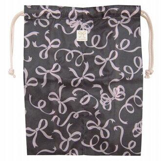 [Lumikki (lumikki) 鞋袋 (w/鈴木每 2 件)] (可愛的鞋子拉繩旅行有用玩具拉繩袋旅行配件鞋拉繩袋大鞋機架女孩鞋案例袋)