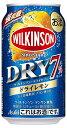 アサヒ ウィルキンソン・ドライセブンドライレモン 350ml×24本/1ケース【ご注文は2ケースまで1個口配送可能】