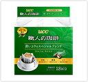 【ケース販売】UCC 職人の珈琲 ドリップコーヒー 深いコクのスペシャルブレンド (7g×18P)×6袋 【ご注文は4ケース(24袋)まで同梱可能です】