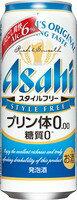 【送料無料】アサヒ スタイルフリー プリン体ゼロ 500ml×48本【北海道・沖縄県は対象外となります。】 -