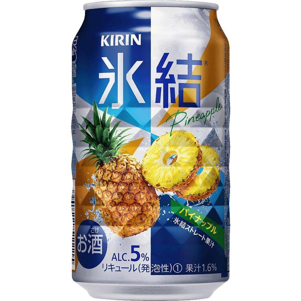 キリン 氷結 パイナップル 350ml×24本 ...の商品画像
