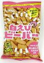 【送料無料】石川県 北陸製菓白えびビーバー 78g×24個お菓子 おせんべい おかき お土産 おやつ