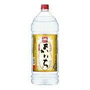【送料無料】 宝酒造 よかいち 米 25度 ペット 4L×4本/1ケース【北海道・沖縄県・東北・四国・九州地方は必ず送料が掛かります。】