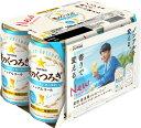 【星野源缶ホルダー付き対象品】サッポロ 麦のくつろぎ 350ml×1ケース/6缶×4セット【2ケースまで1個口配送可能です。】