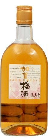 【送料無料】萬歳楽 加賀梅酒 720ml×12本...の商品画像